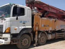 精品出售13年12月徐工日野52米泵车