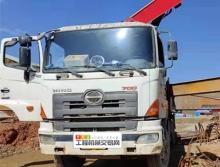 精品出售10年出厂三一日野37米泵车(西北裸车)