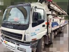 极品出售12年中联五十铃50米泵车