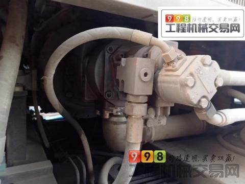 出售15年中联东风9014车载泵(国四)