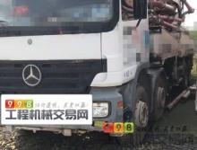 精品出售07年中联奔驰44米泵车