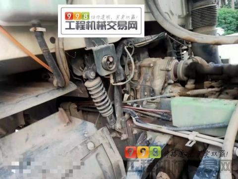 出售18年重汽豪曼大12方搅拌车(国五轻量化)