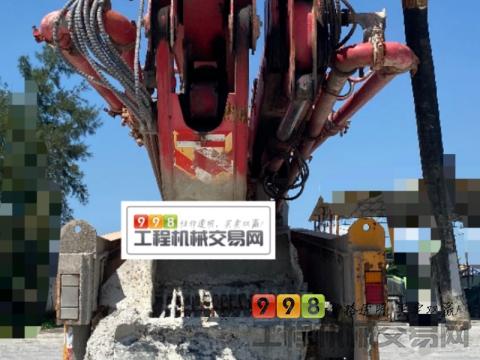 出售2012年徐工五十铃52米泵车
