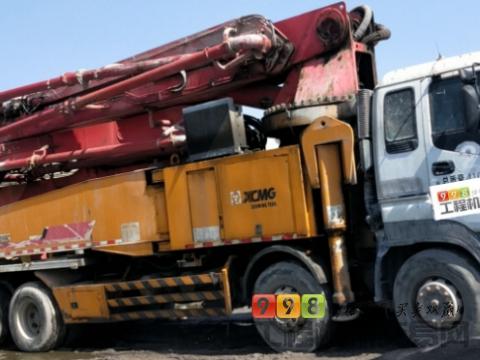 个人精品转让14年徐工五十铃52米泵车(K系列)