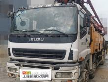 终端出售2013年徐工五十铃底盘56米泵车