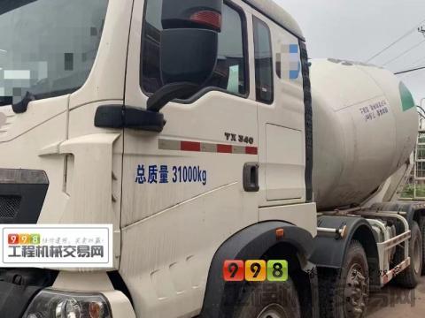 精品出售21年徐工豪沃大12方搅拌车(国五2台轻量化)