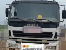 车主出售11年出厂中联五十铃47米泵车(三桥叉腿)