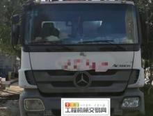 精品出售13年出厂徐工奔驰52米泵车