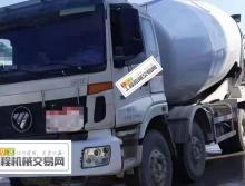 精品出售17年福田欧曼20方搅拌车(国五潍柴发动机)
