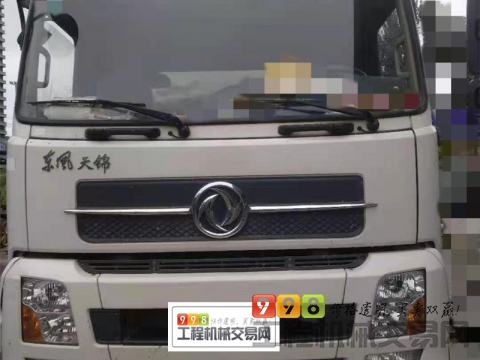 出售20年差5天中联东风10022车载泵