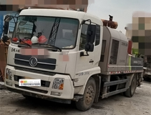 车主直售19年出厂中联10022车载泵(谈价勿扰)