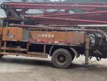 精品出售18年九合解放32米泵车