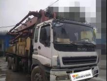 裸车出售07三一五十铃40米泵车