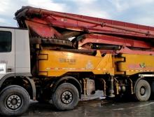 出售13年出厂徐工奔驰60米泵车(价高)