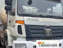 出售13年福田欧曼大12方搅拌车(潍柴发动机  大泵2台)