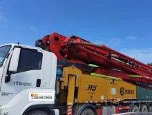 精品出售20年慧盟五十铃62米泵车