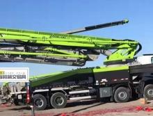 精品出售20年中联奔驰63米泵车(首付)