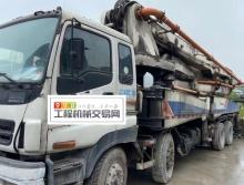 出售10年中联五十铃49米泵车