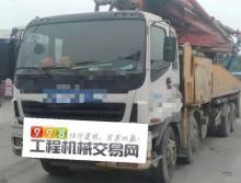 终端出售09年10月三一五十铃48米泵车