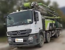 精品出售19年中联奔驰56米泵车(首付+免息分期)
