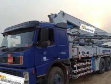 终端出售07年徐工沃尔沃37米泵车