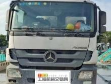 出售14年出厂中联奔驰52米泵车(国四)