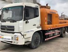精品出售15年出厂中联10018车载泵(国四)