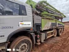 精品出售19年中联解放40米泵车