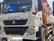 出售准新20年12月份徐工豪沃38米泵车(国六+带票+可分期)