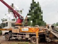 精品出售2016年科尼乐25米泵车