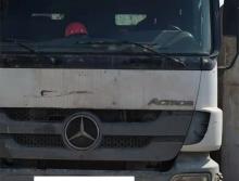 出售2011年徐工奔驰48米泵车