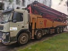 出售2014年三一沃尔沃底盘62米泵车