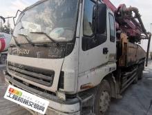转让2009年三一五十铃40米泵车(价高)