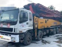 车主转让12年三一五十铃52米泵车(6节臂)