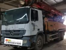 出售14年徐工奔驰48米泵车